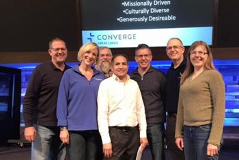 Church plant receives $12,500 grant – Cornerstone Fund